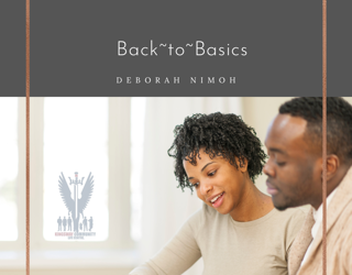 "Week 12 Devotion – April 19, 2021 – ""Back to Basics: Who is He?"""
