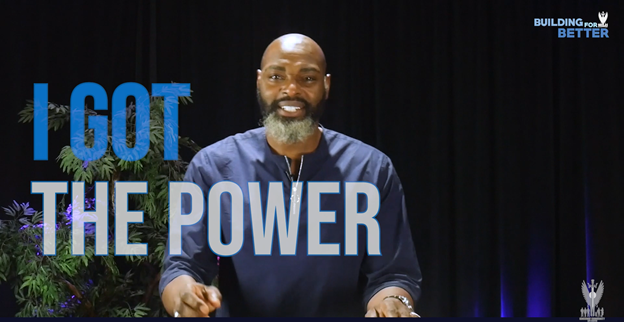 "Sermon Notes // Sunday July 18th // ""I Got the Power"""
